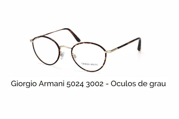 04349fefd0df9 DESCRIÇÃO DO PRODUTO  Os oculos da sofisticada grife masculina Giorgio  Armani ...