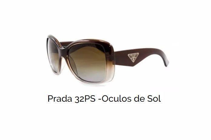 Prada 32PS -Oculos de Sol   Ótica Fratelli a2ce5218b4